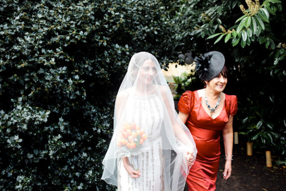 bride-given-away-mother