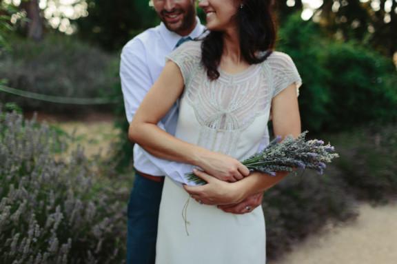 Red Hill Lavender Farm Wedding Beck Rocchi_032