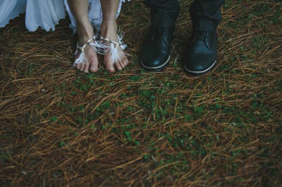 boho Blue Mountains wedding 26