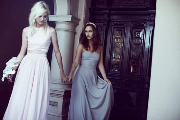 Fame and Partners bridesmaid dresses 10