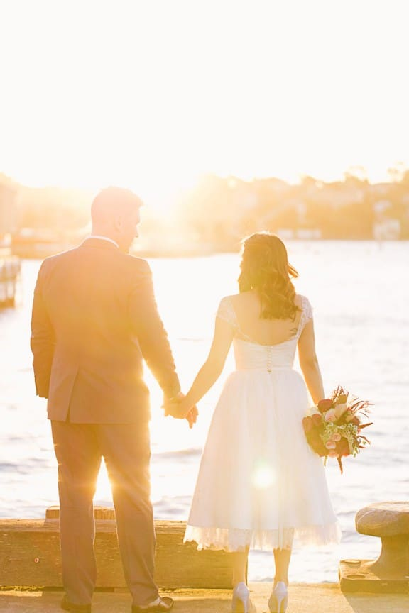 Simmer on the Bay Wedding   Photography by Averie Harvey