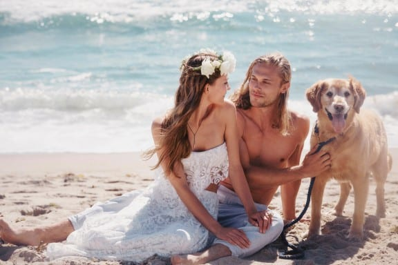 Grace Loves Lace for Free People Bridal   Affordable wedding dresses for the boho bride