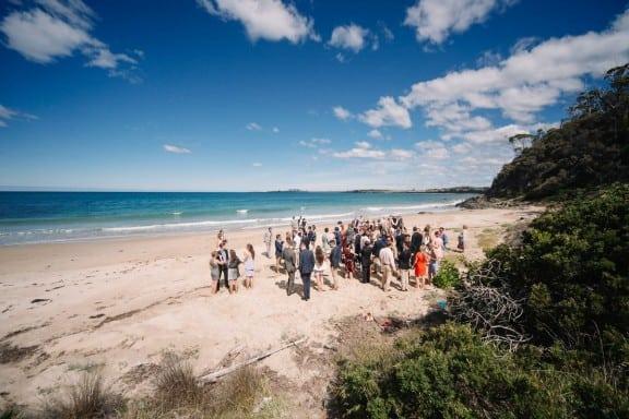 Avalon Coastal Retreat wedding | Photography by Jonathan Wherrett