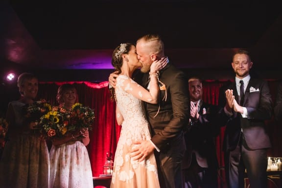 Black Bear Lodge Wedding   Photography by Trent and Jessie