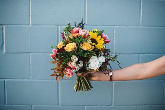 Industrial Transcontinental Hotel Wedding   Photography by Trent and Jessie