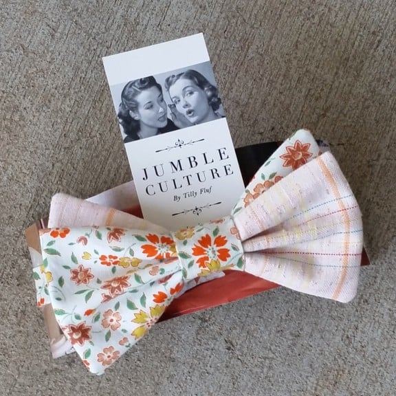Jumble Culture bow tie   Top Australian Etsy Stores for Weddings