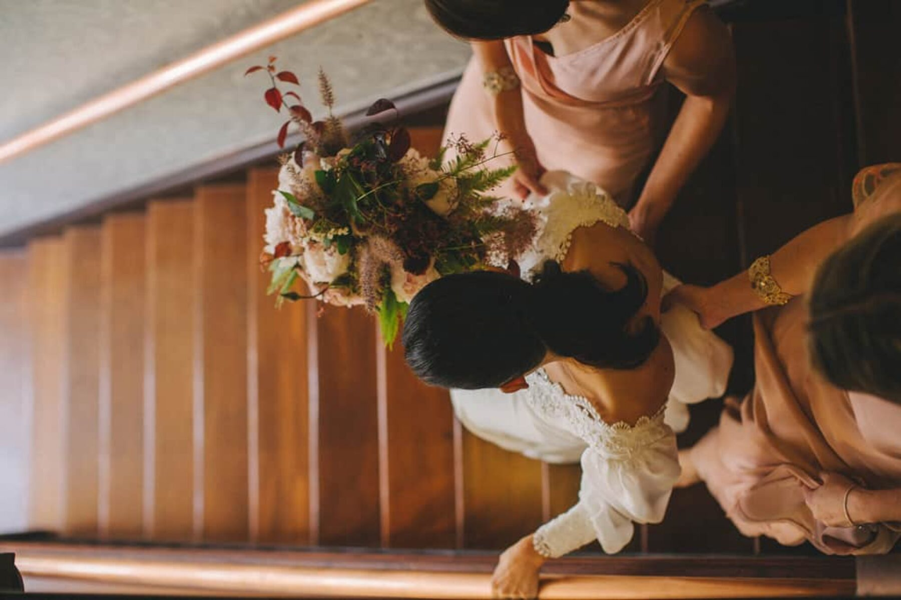 Lamont's Bishops House wedding | Photography by Bayly & Moore
