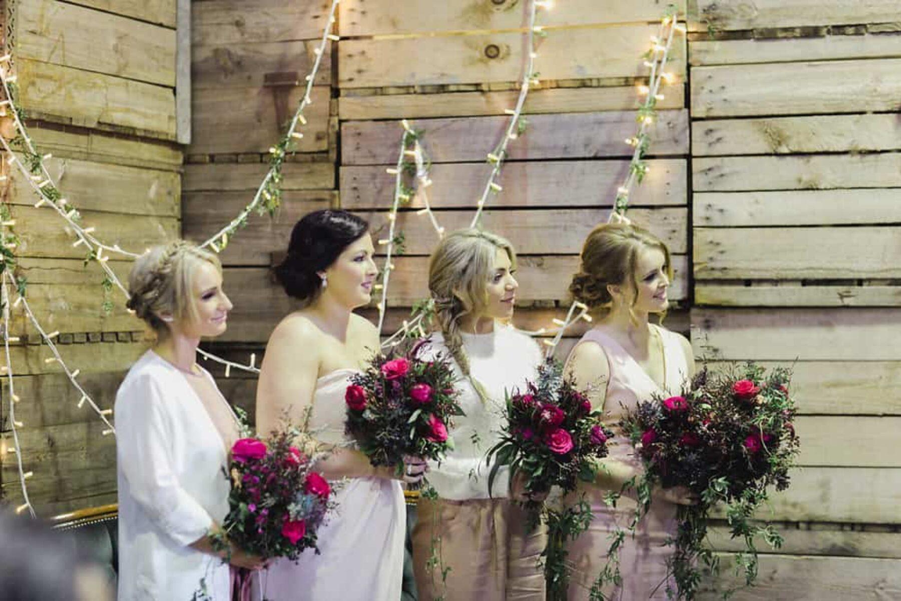 Non-traditional Darkes Forest wedding | Photography by John Benavente