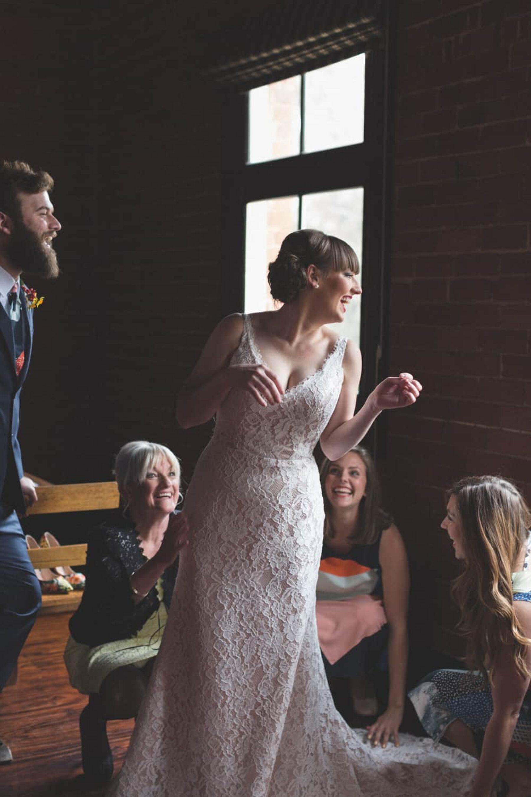 Hera Couture wedding dress