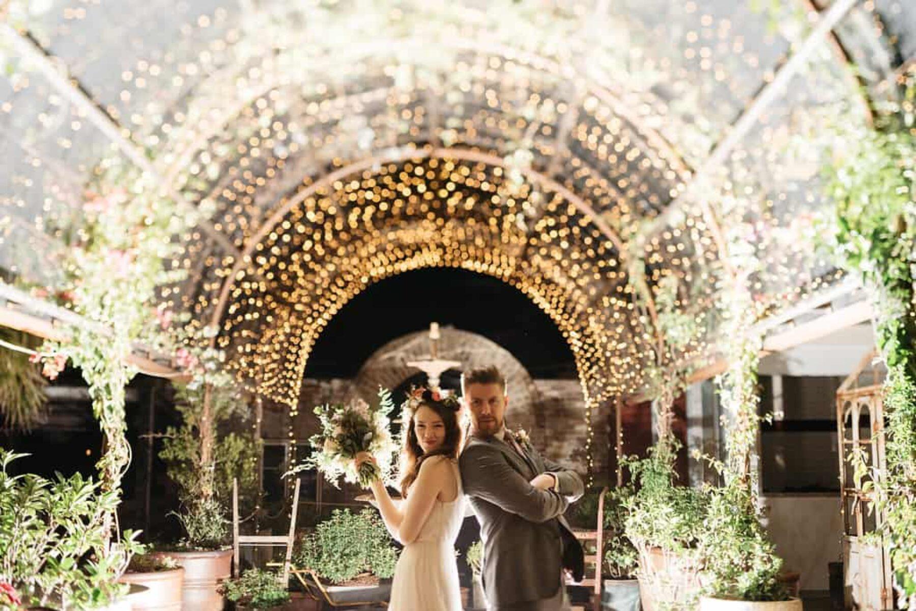 Grounds of Alexandria wedding / Photography by Studio Something