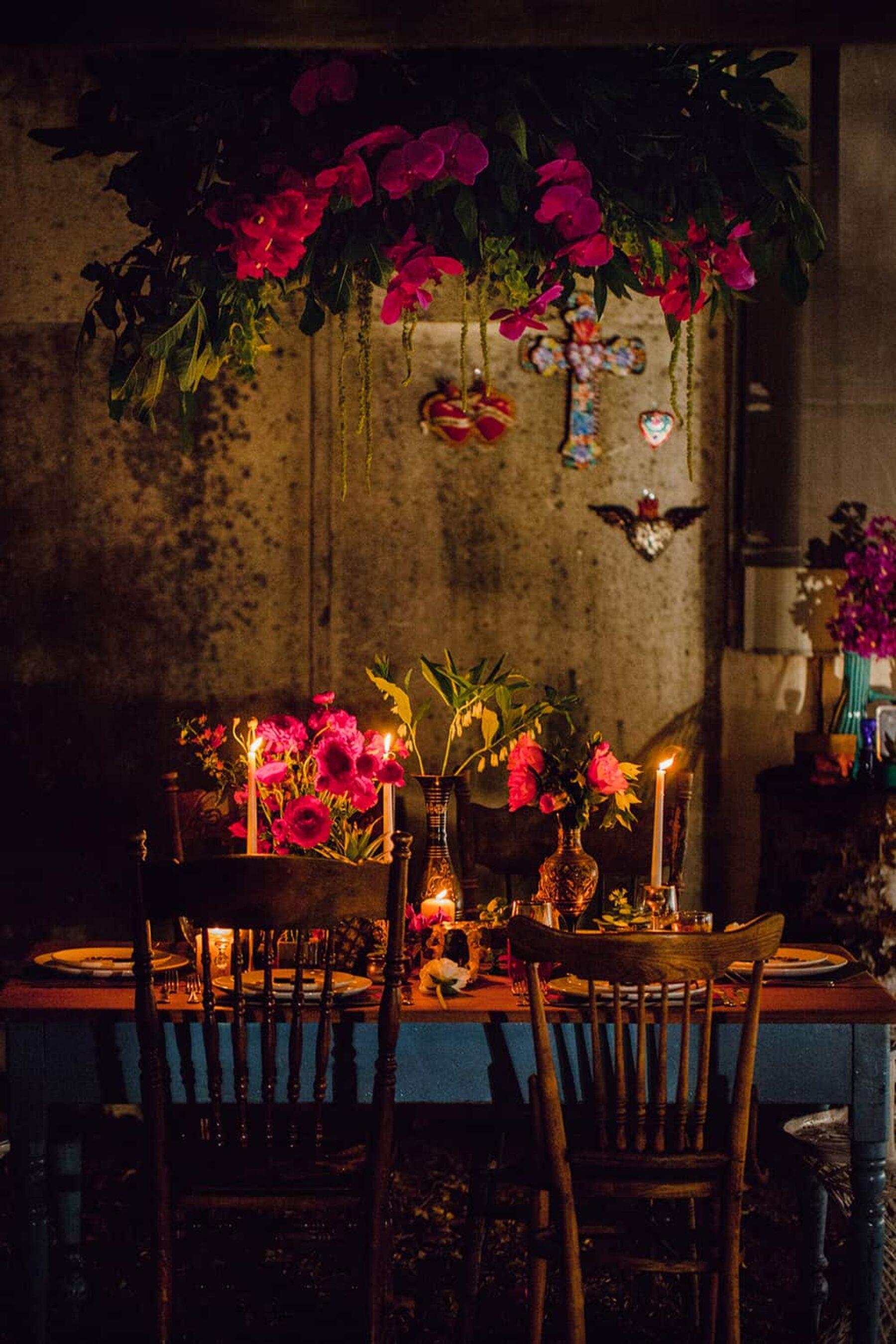 """""""El Casamiento"""" Mexican wedding inspiration"""