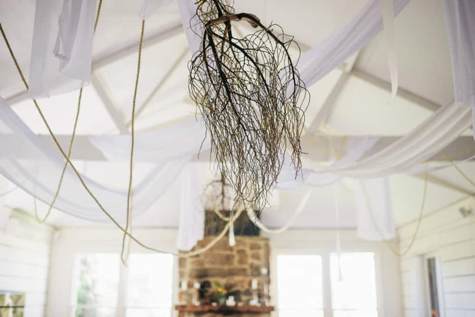 Boho wedding at Mindaribba House / Photography by Daniel Ferris