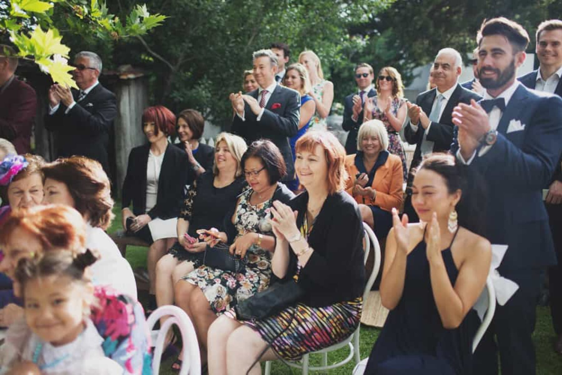 Adelaide Hills wedding at The White House - photography by Whitewall
