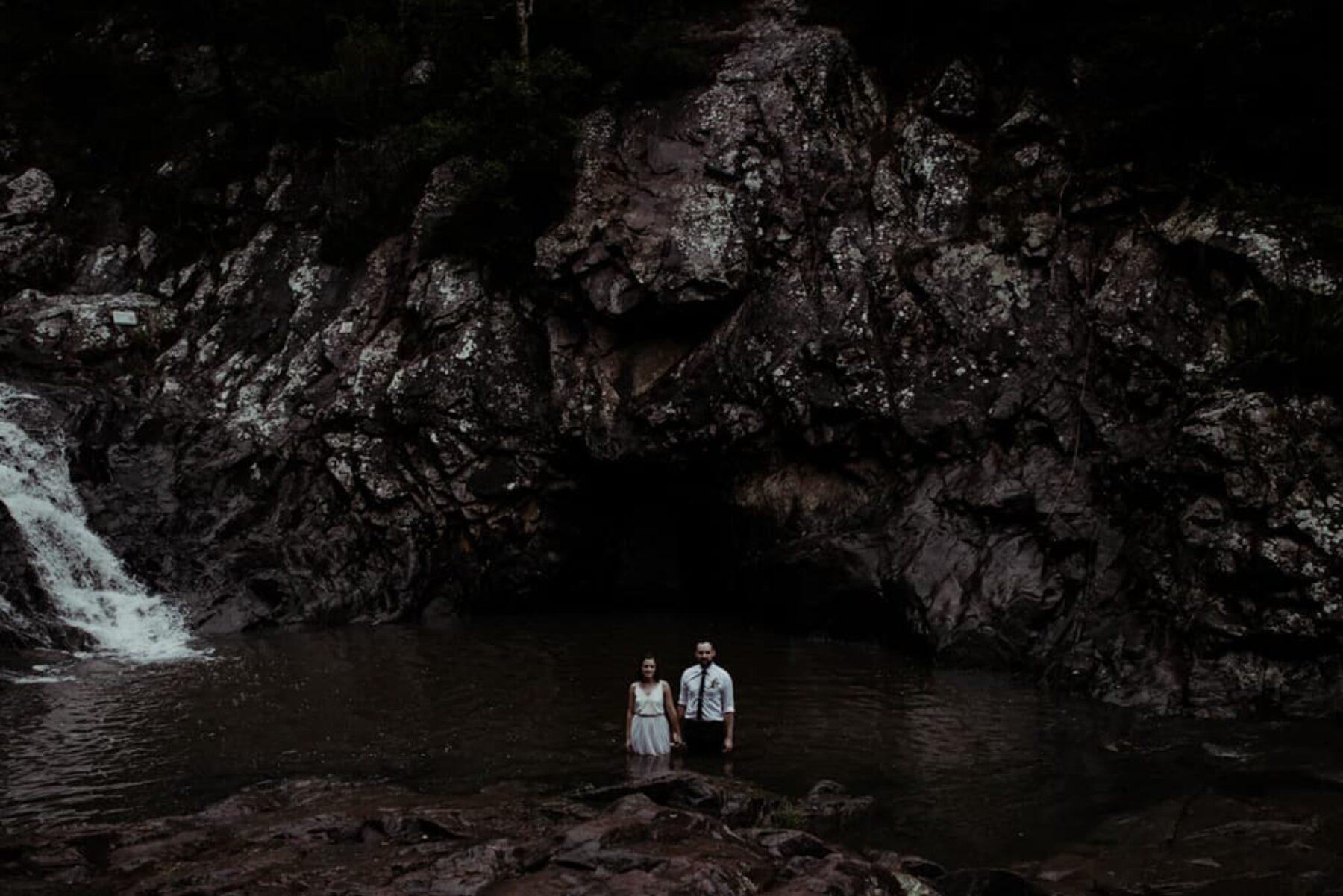 Tamborine Mountain elopement - photography by Aaron Shum