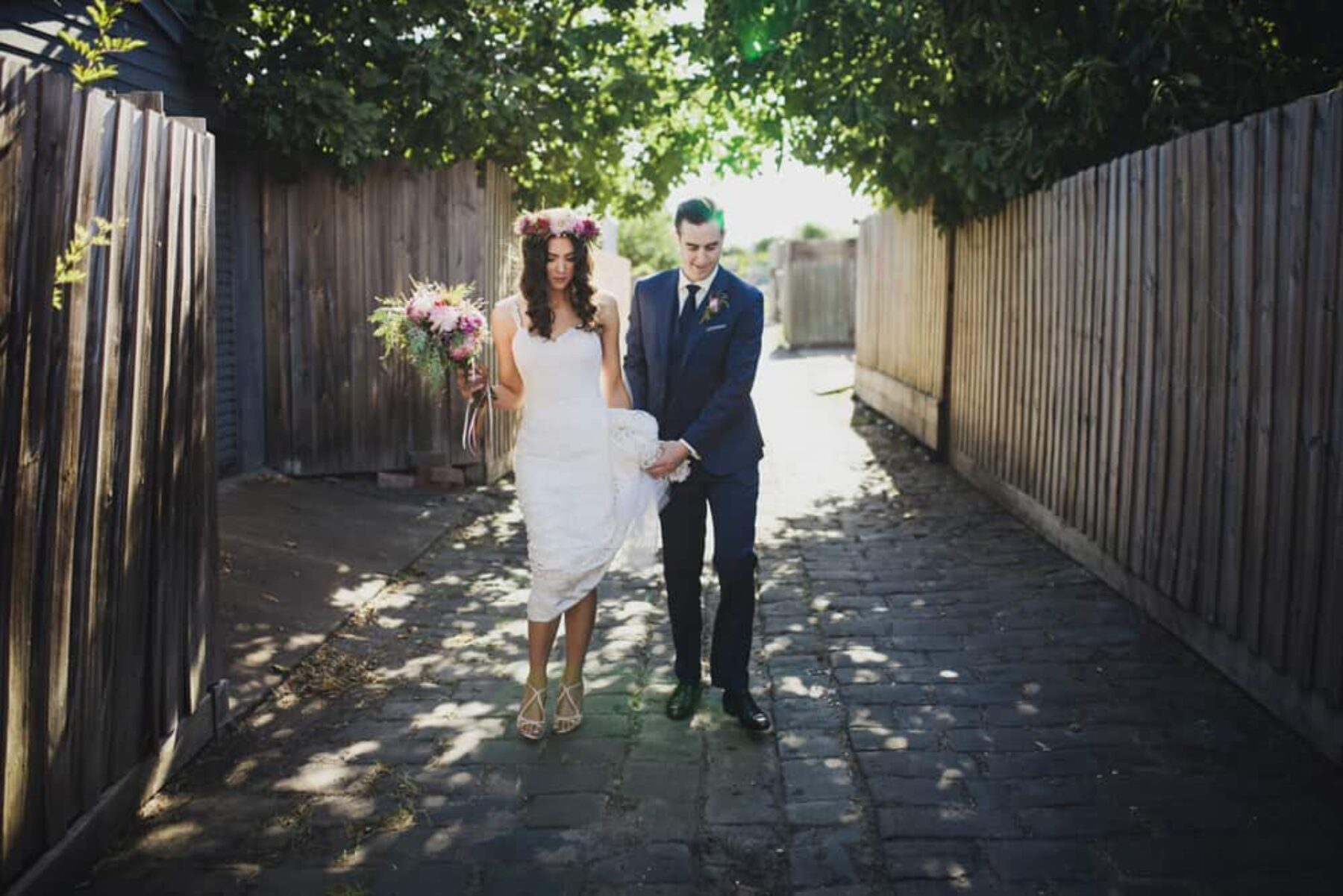 Post Office Hotel wedding - Long Way Home Photography