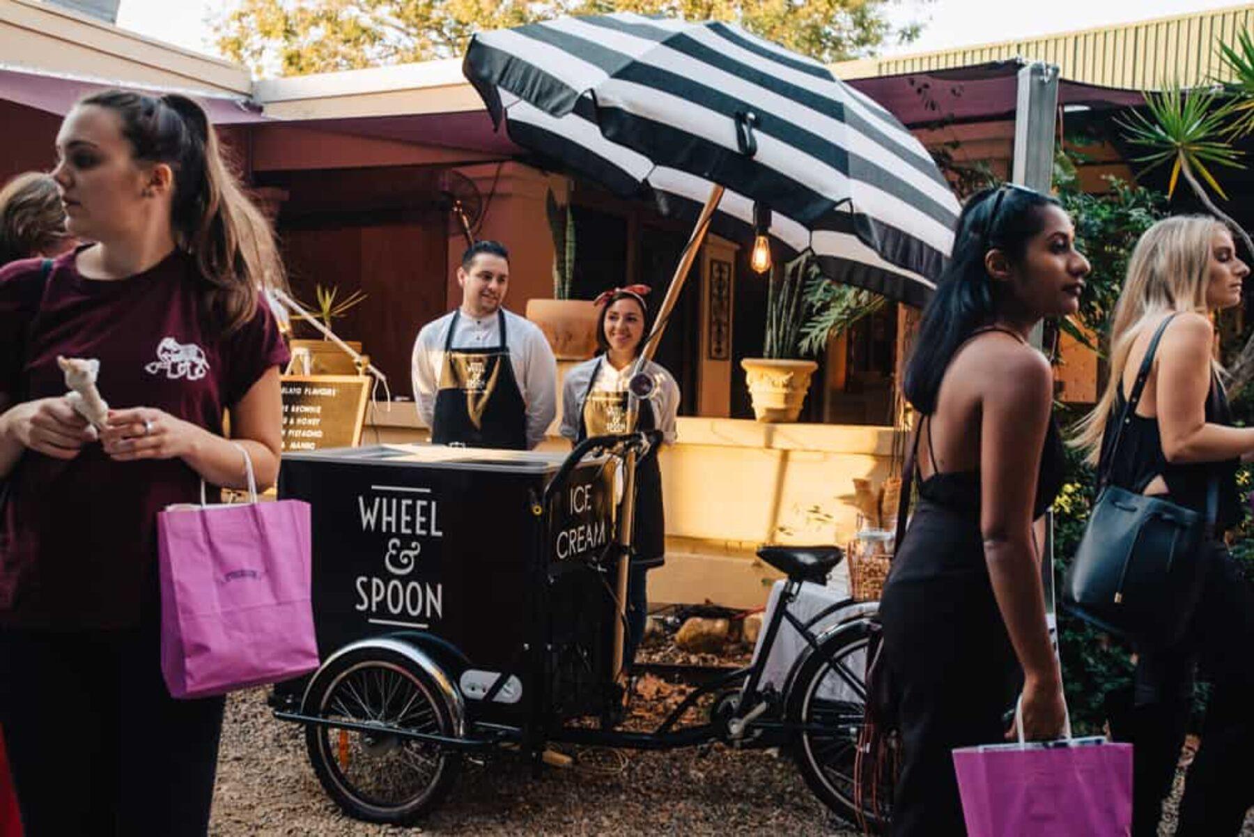 Brisbane wedding fair - The Bride's Market at Twilight