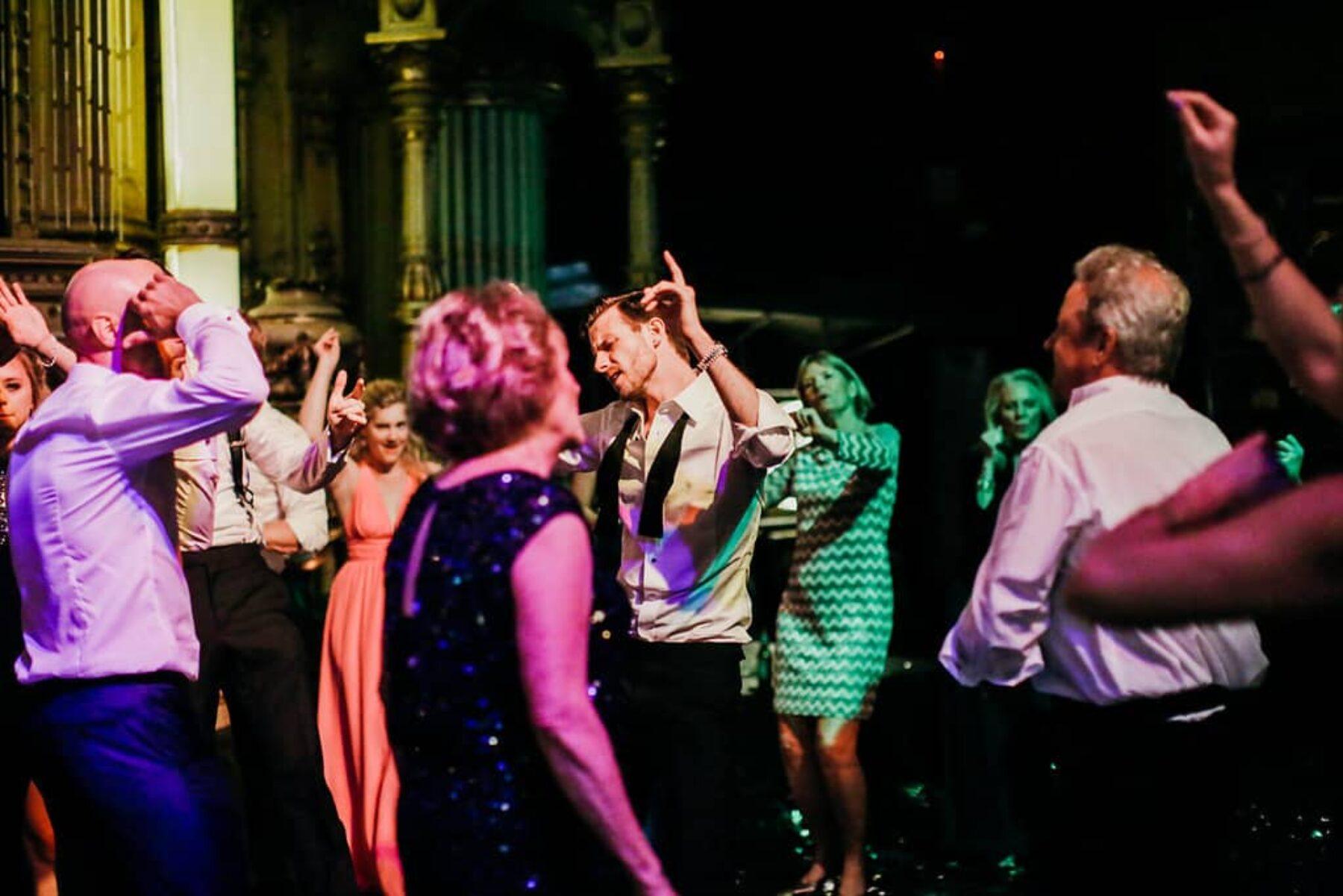 Epic Sydney wedding at Fairground Follies - photography by Lara Hotz