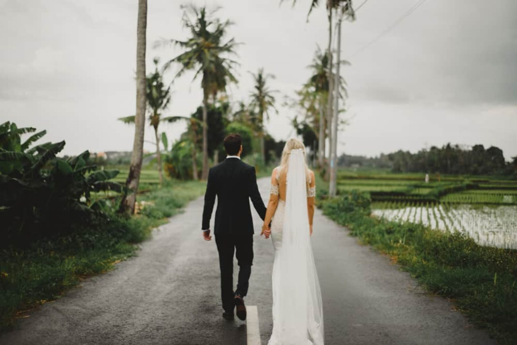 Tropical Bali wedding - photography by Terralogical