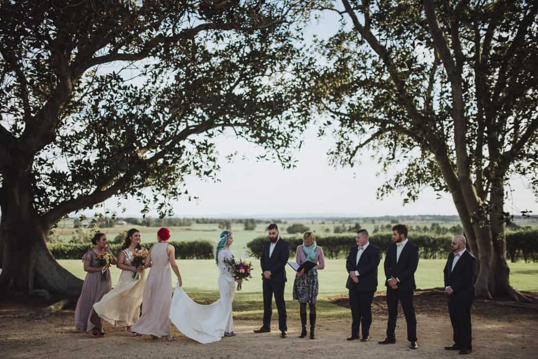 Mindaribba House wedding Hunter Valley - photography by Barefoot and Bearded