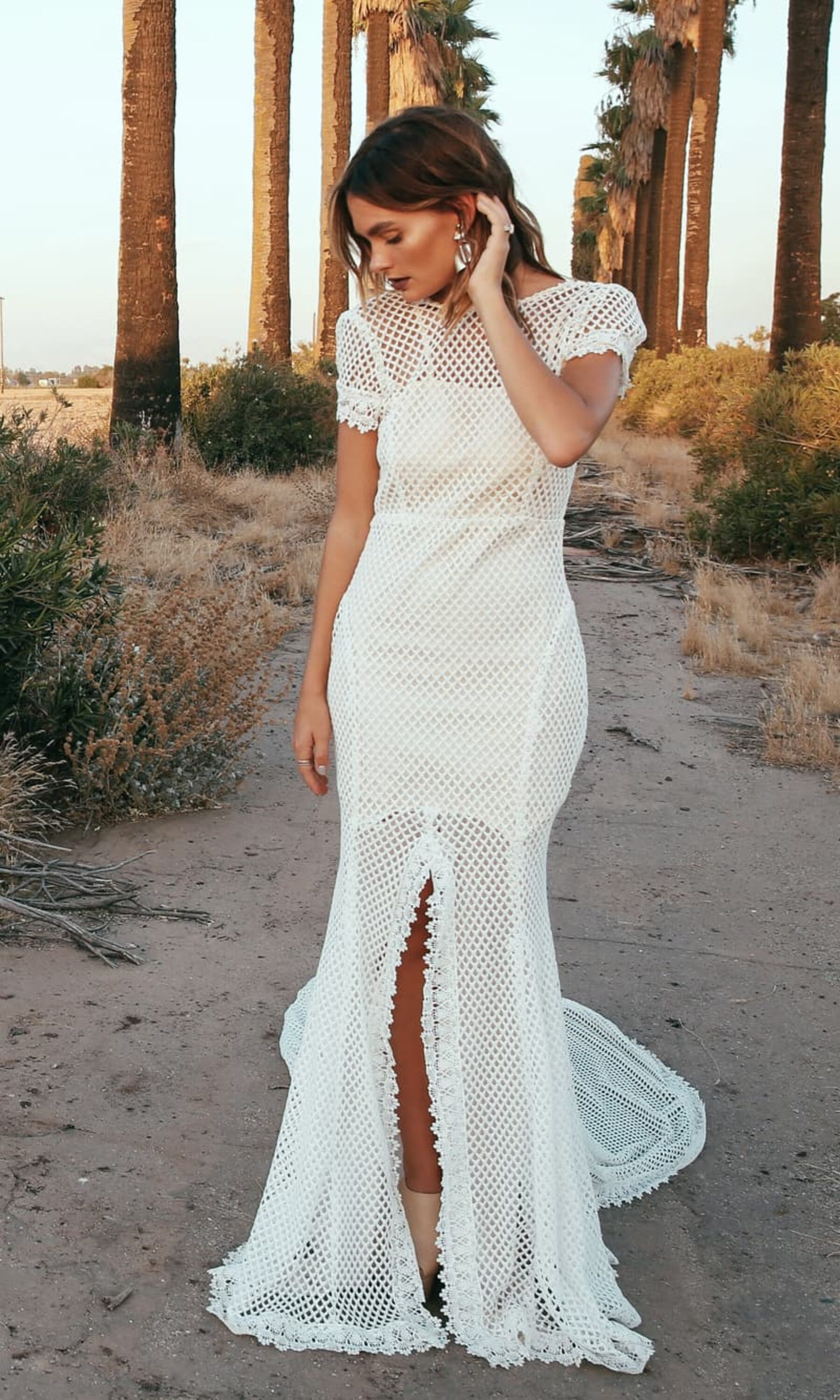 boho bridal by Daughters of Simone