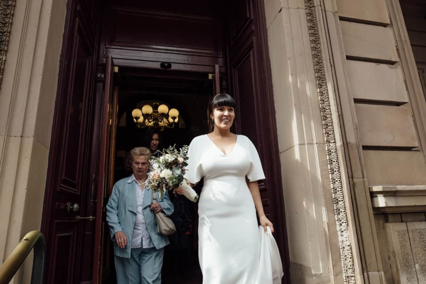 Old Treasury Building wedding Melbourne - Free the Bird Photography