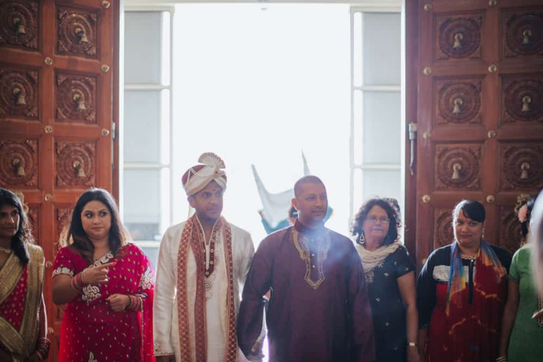 traditional Indian wedding in Melbourne - photography by Lakshal Perera