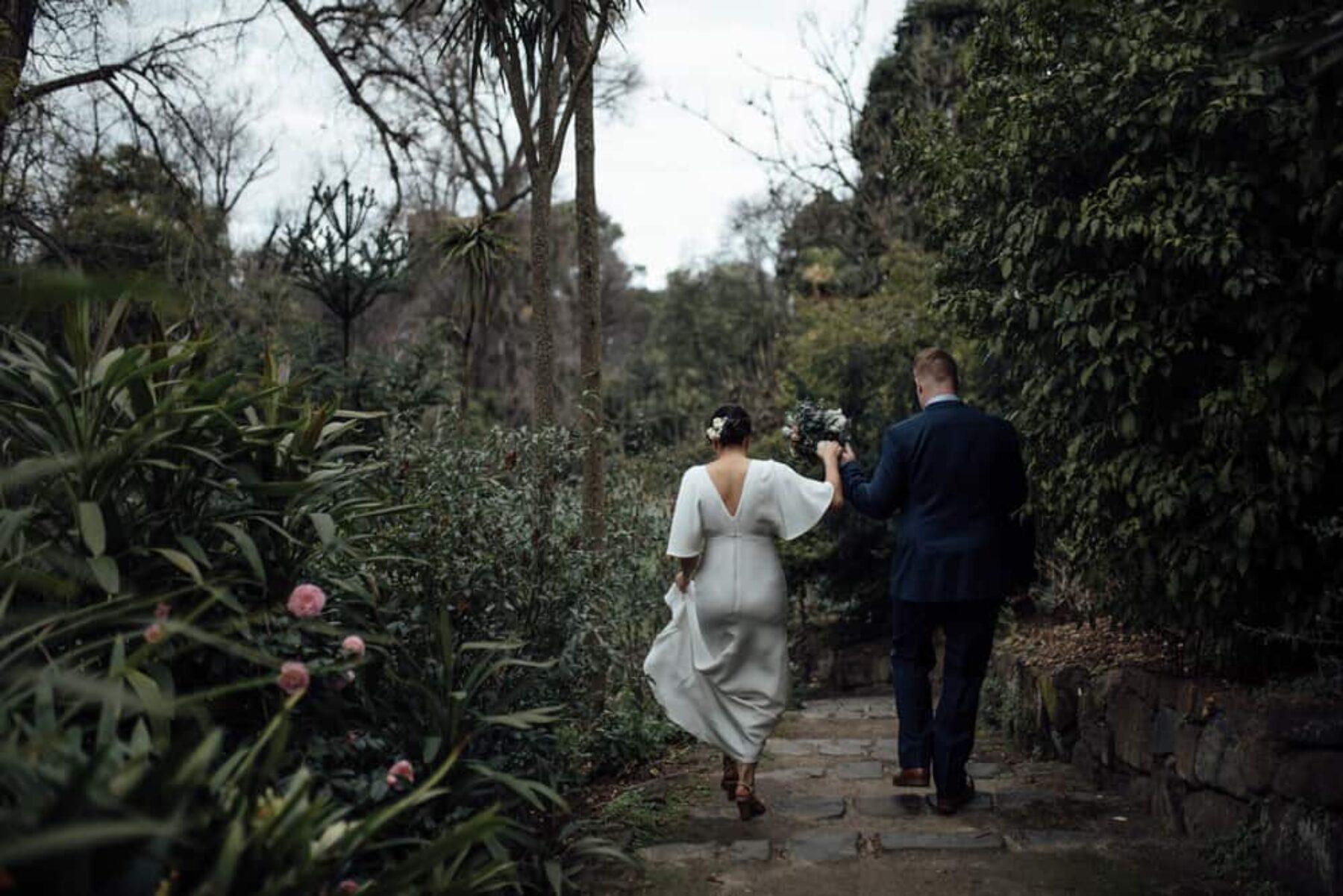 Moody Melbourne wedding - Free the Bird Photography