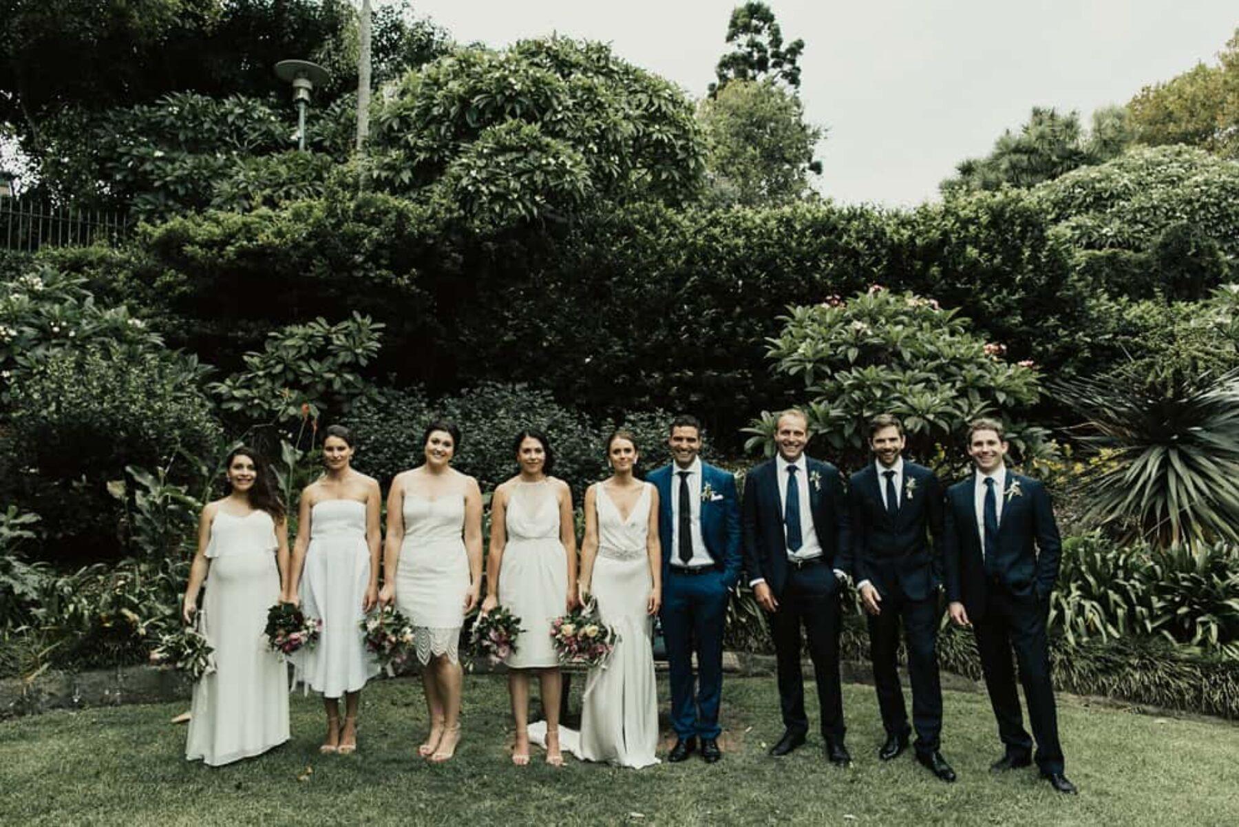 modern Balmoral wedding by Sydney photographer Matt Godkin