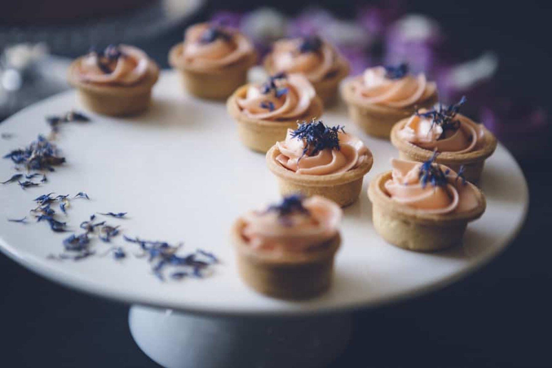 mini dessert tarts