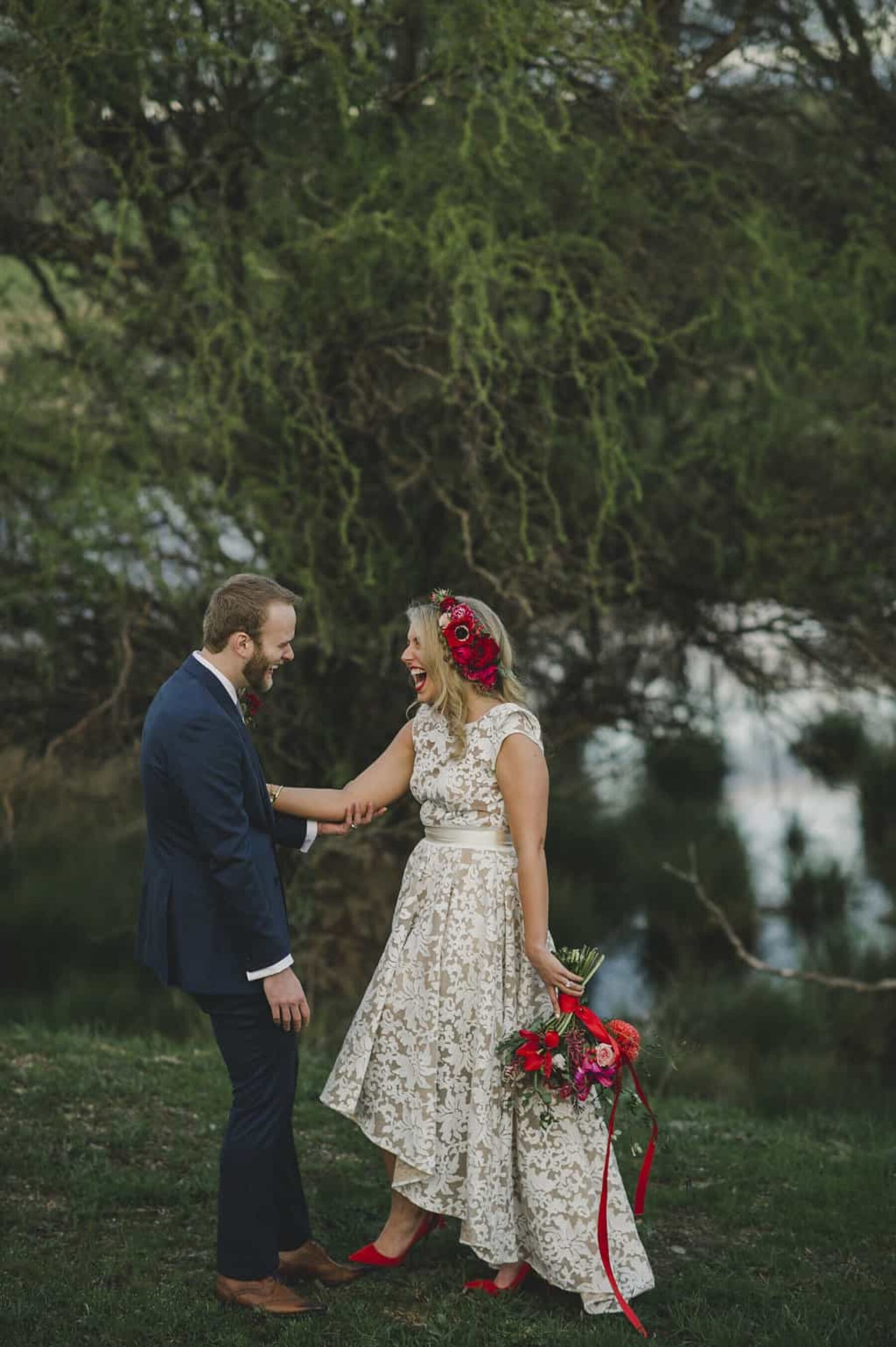 Chilled vintage wedding at Grazing at Gundaroo - Kelly Tunney Photography