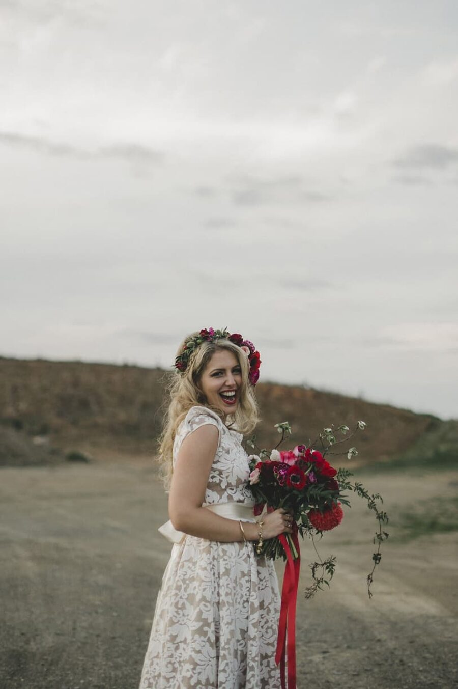 Chilled vintage wedding at Grazing at Gundaroo – Kelly Tunney Photography
