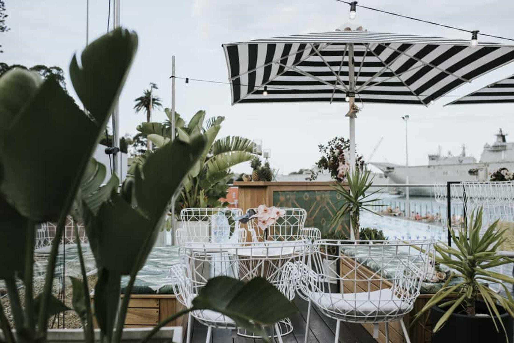 ABC Swimming Pool wedding Sydney