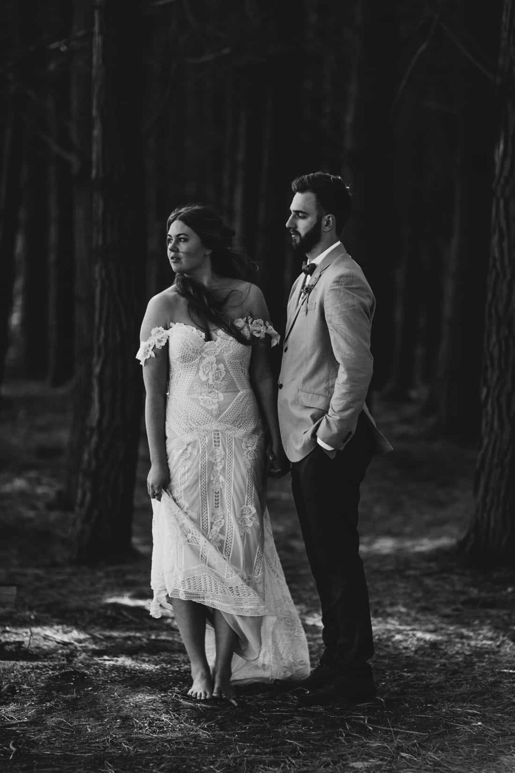 boho-eclectic Christchurch wedding - Charlotte Sowman Photography
