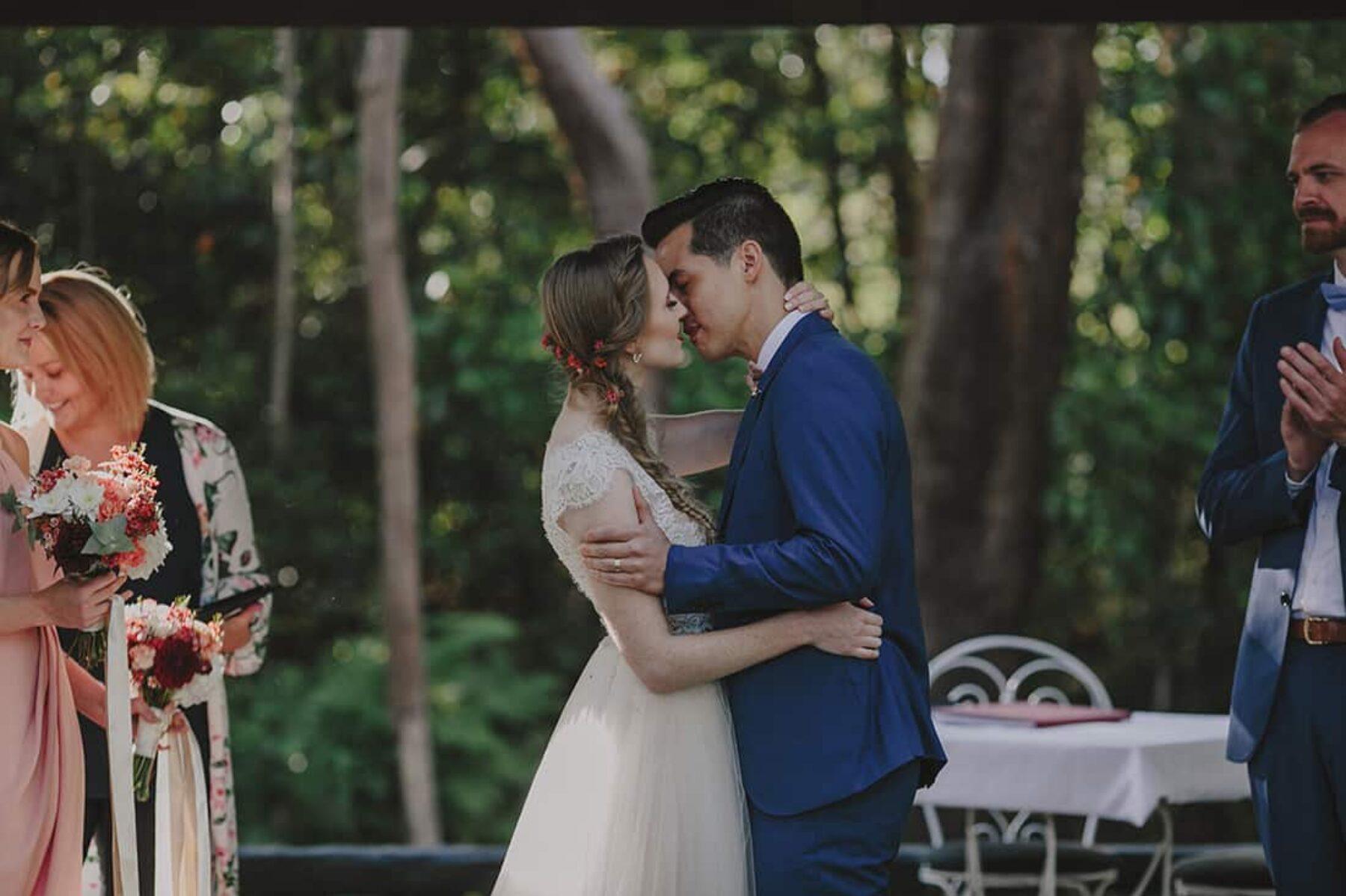 Mango Hill Farm wedding - Luke Going Photography Sunshine Coast