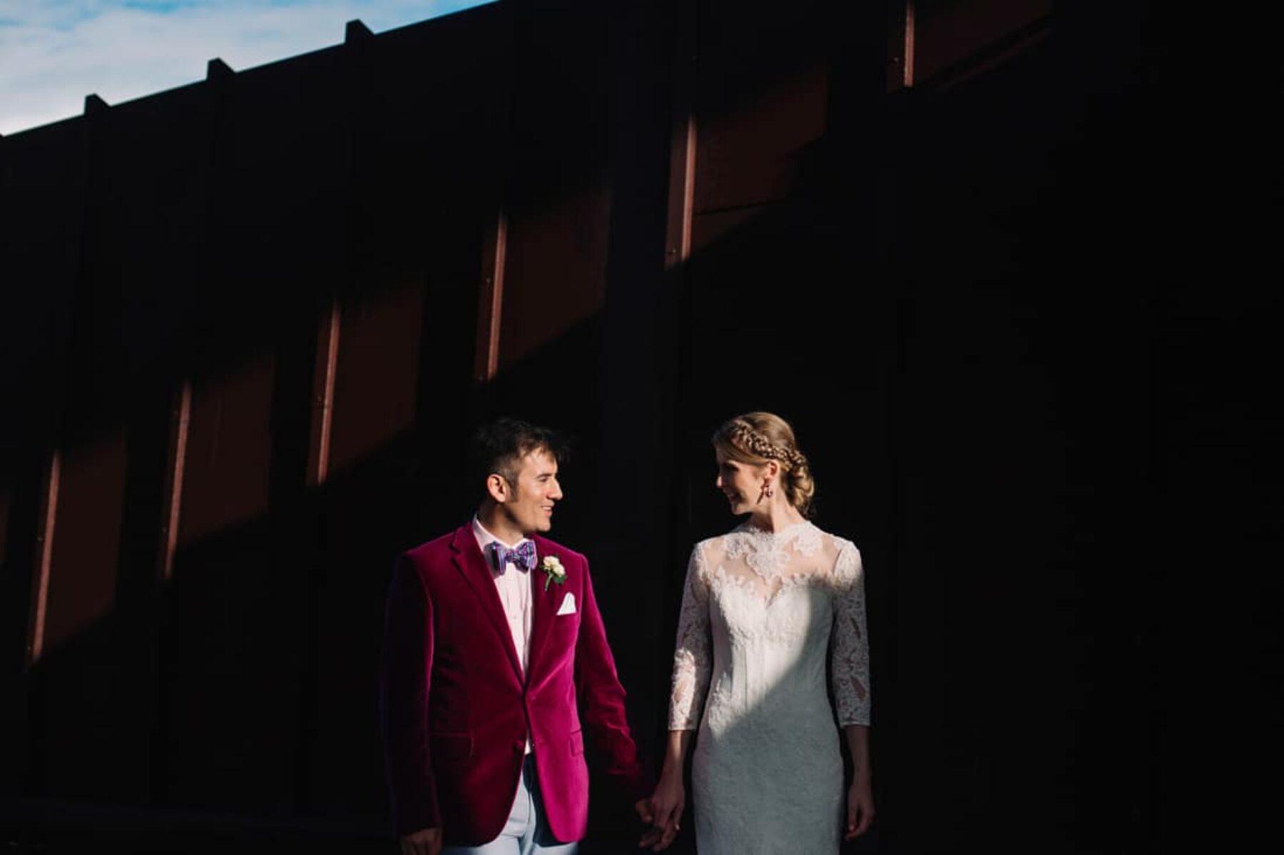 MONA wedding Hobart TAS - photography by Jonathan Wherrett