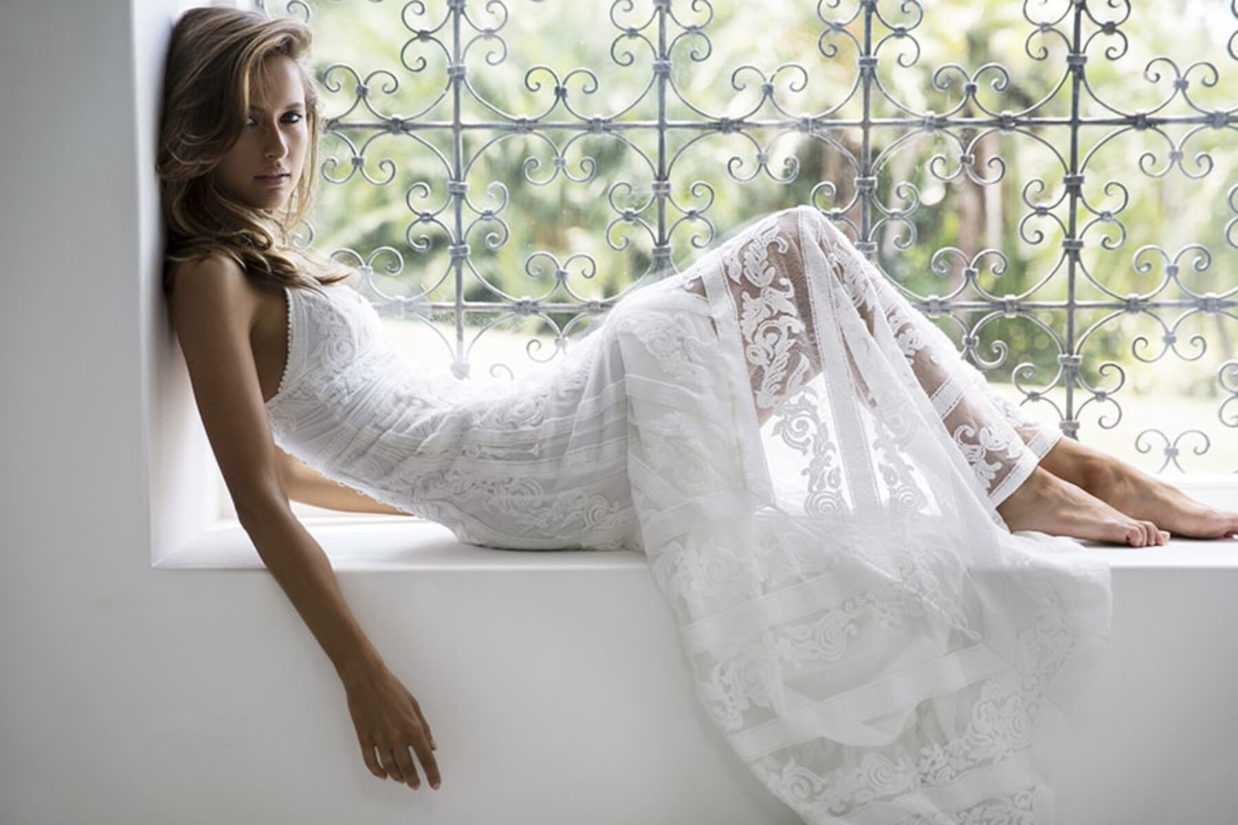 Elixir - 2017 bridal collection by Grace Loves Lace