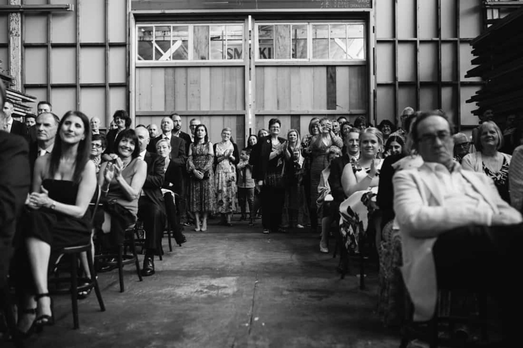 Industrial Melbourne wedding at Laurens Hall - Pierre Curry Photography