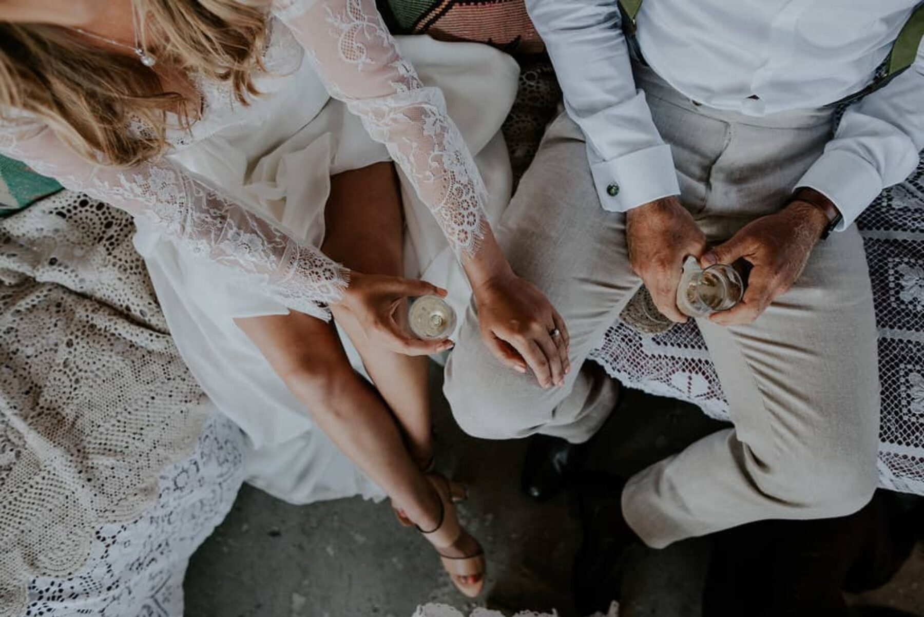 carefree country wedding at St Joseph's Guesthouse - Scott Surplice photography