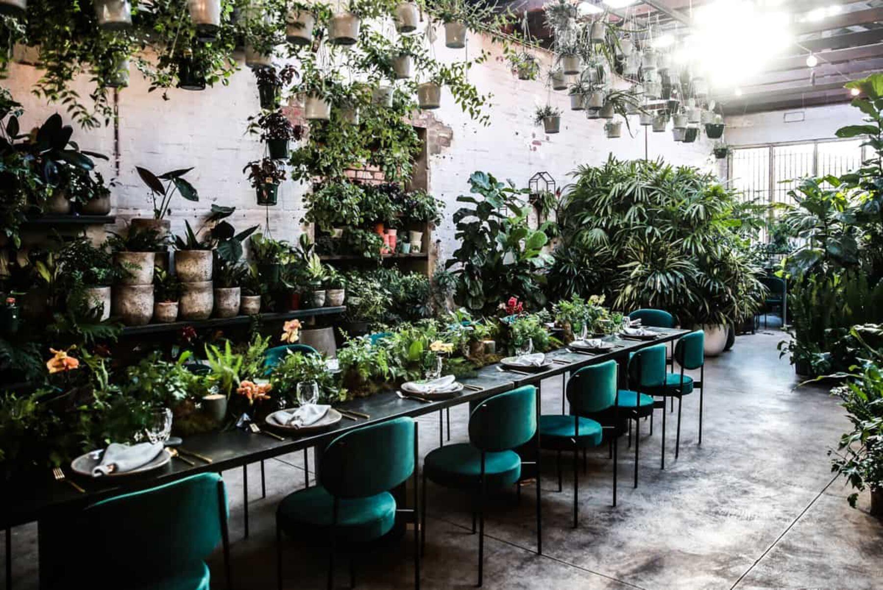 modern furniture and prop hire in Melbourne - Dann Event Hire