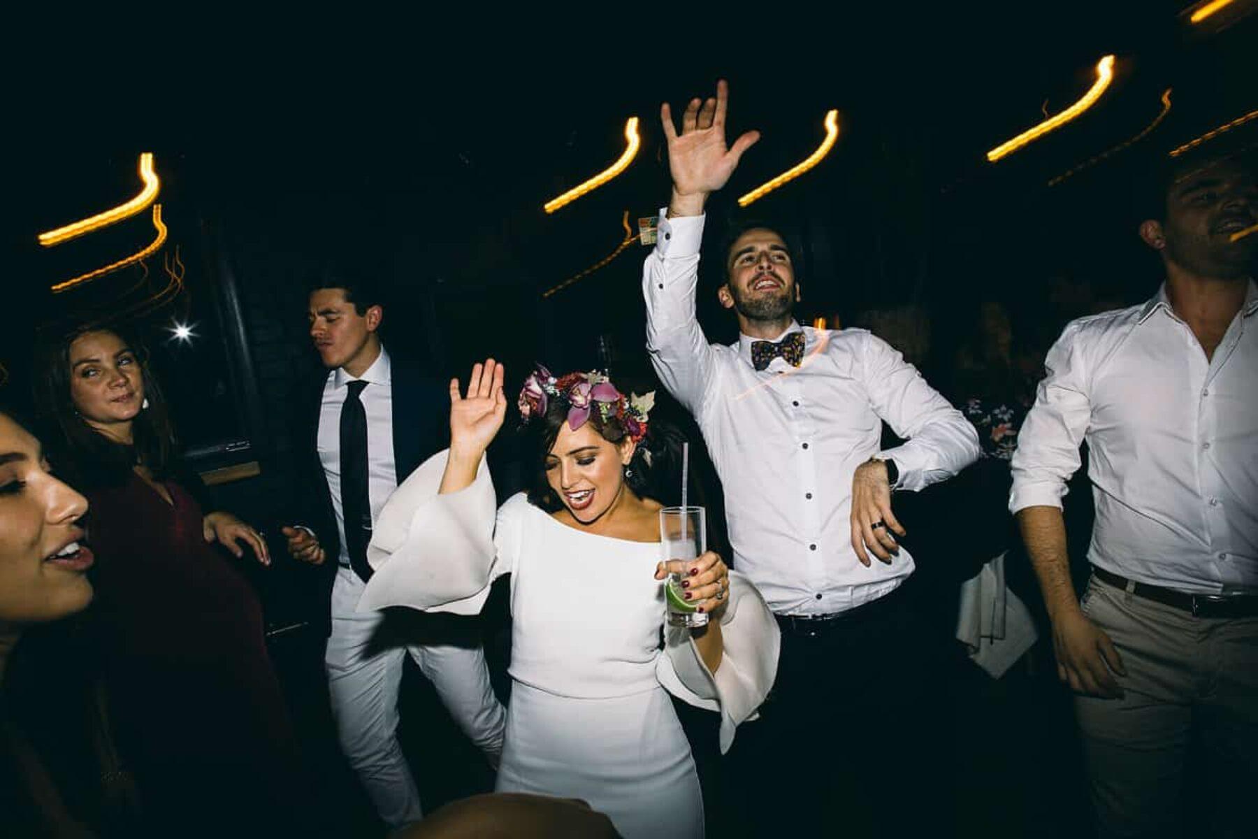 Collingwood wedding at Rupert on Rupert - Leo Farrell Photography