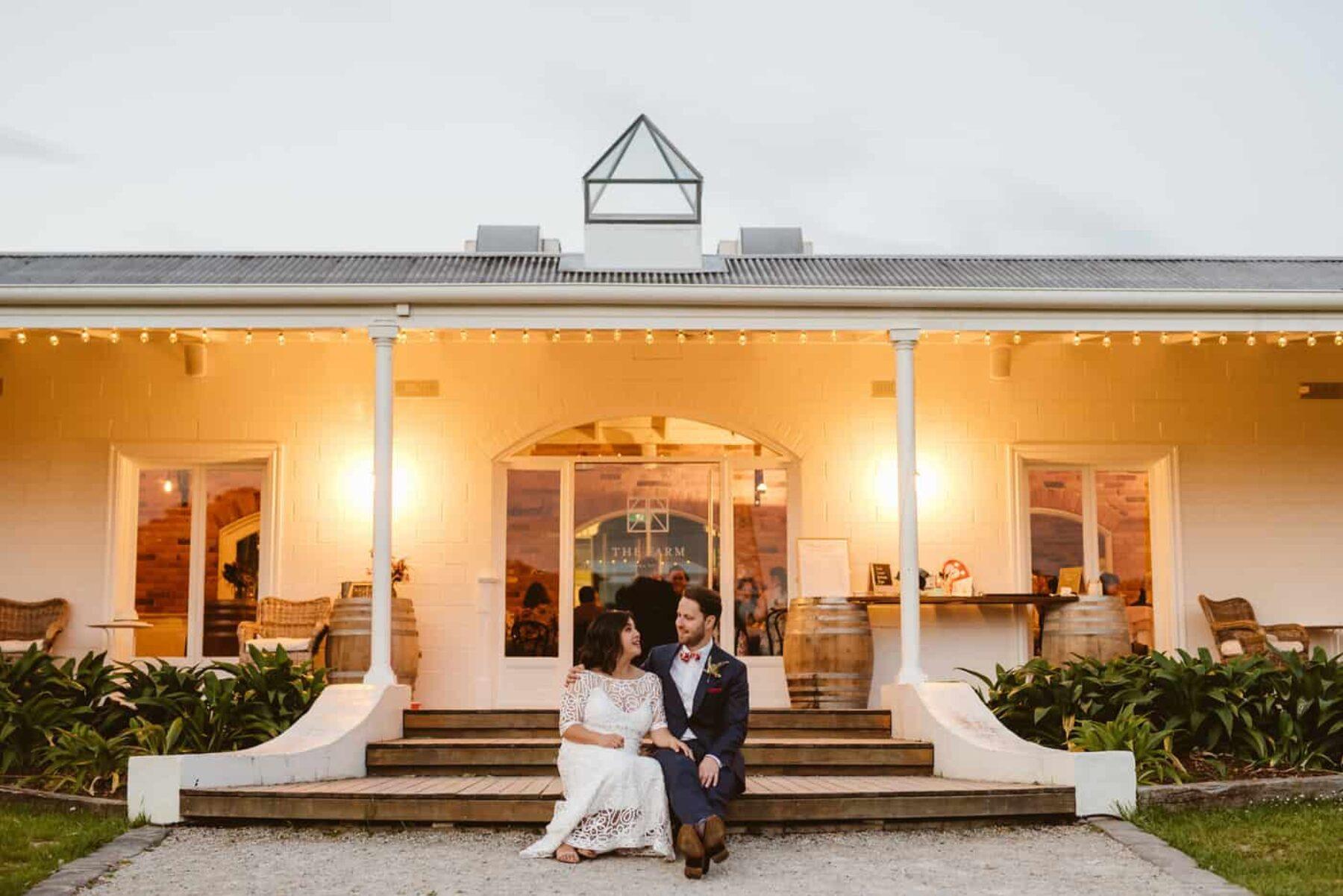 Rustic wedding at The Farm Yarra Valley - photography by Motta Weddings