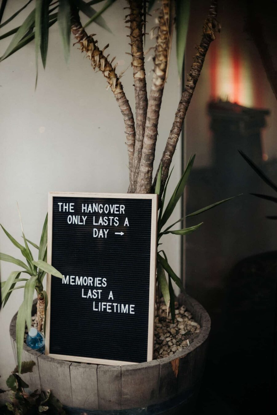 letterboard sign