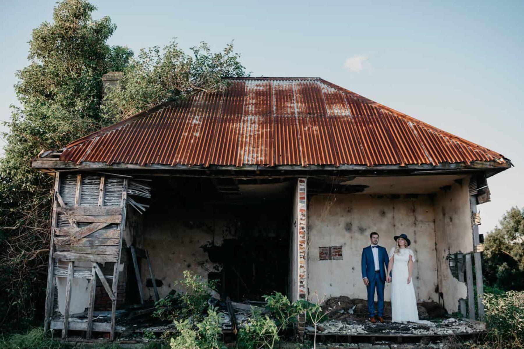 Tuscan-meets-boho wedding Meribee House - photography by Mitch Pohl