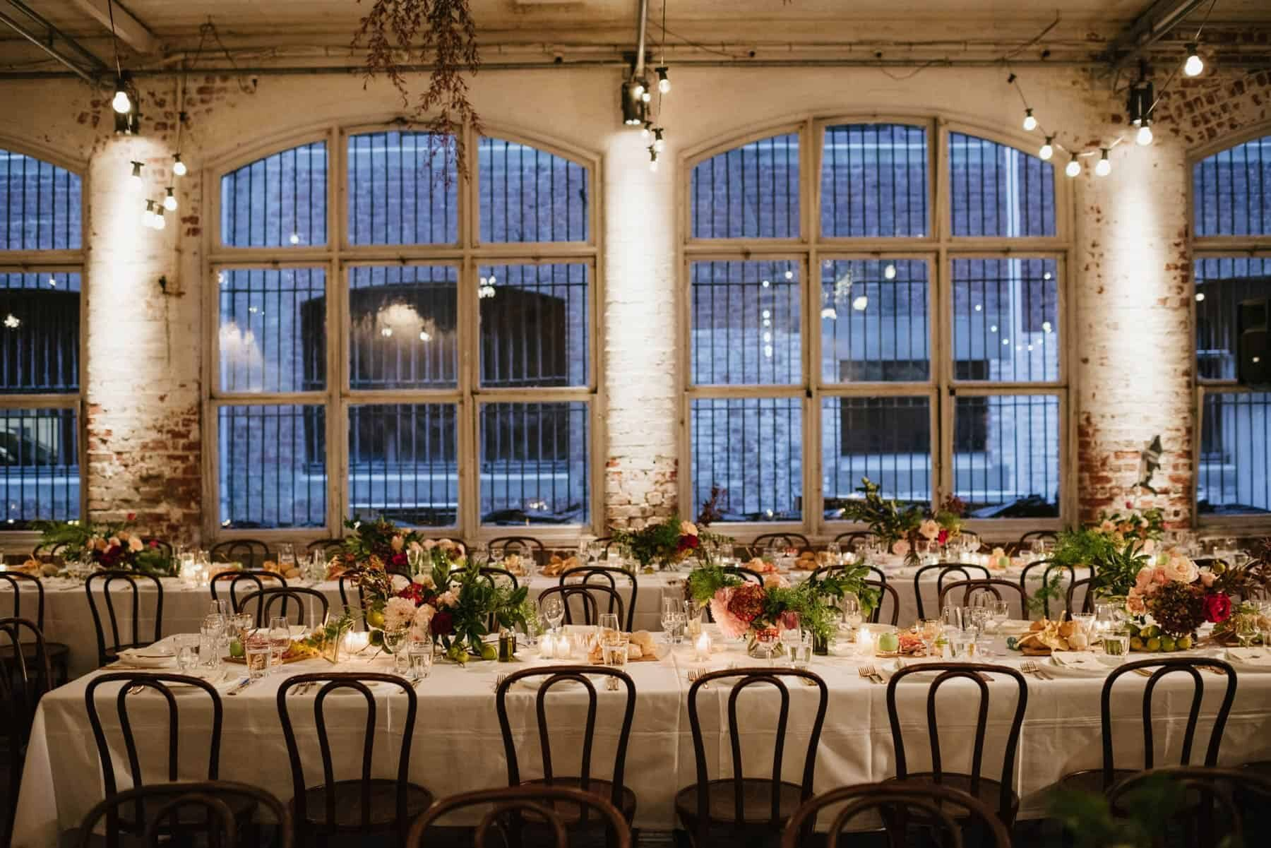 industrial Melbourne wedding at Fortyfive Downstairs / Madeline Druce Photography