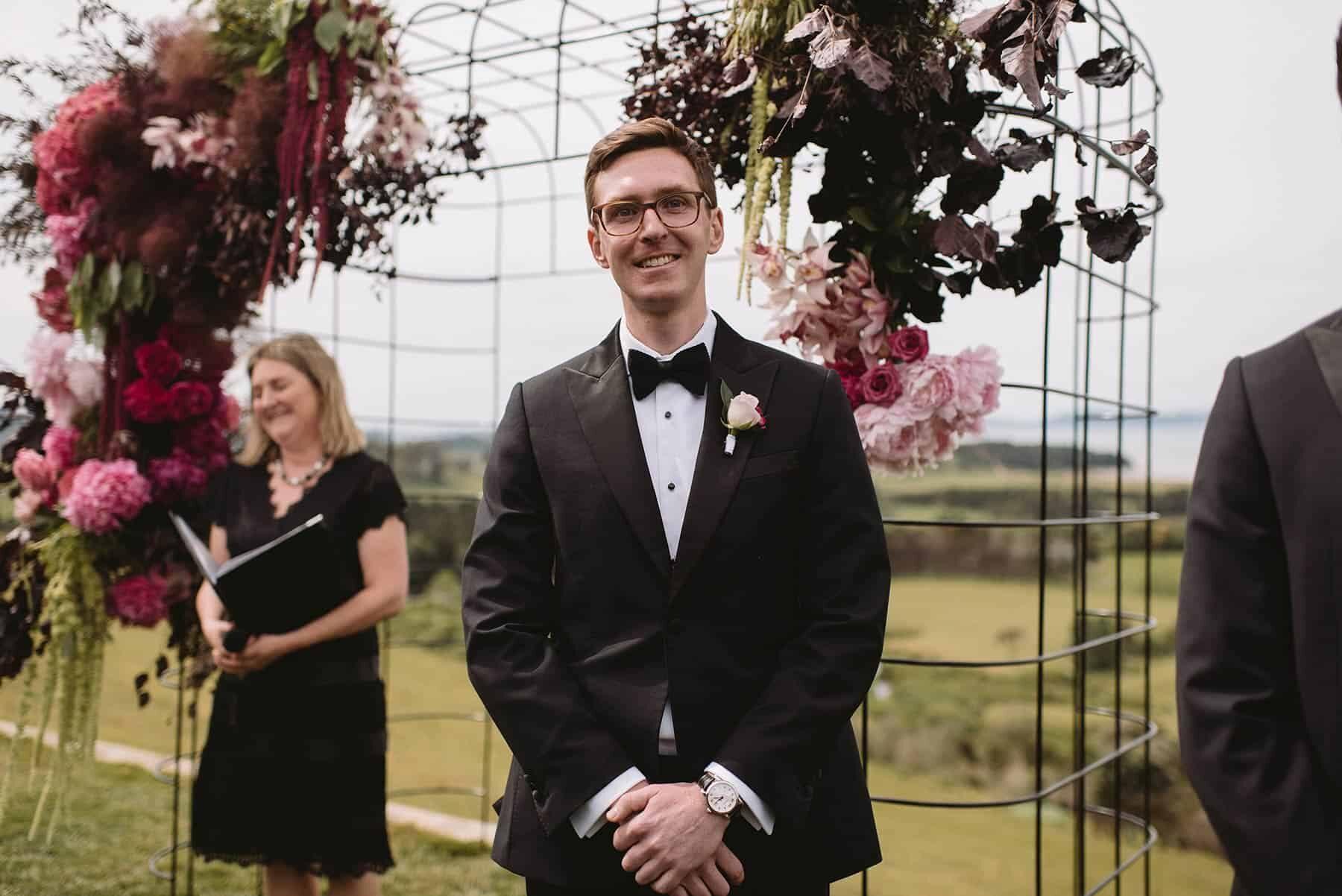 Flower-filled Wedding at Kauri Bay Boomrock / Photography by Nisha Ravji