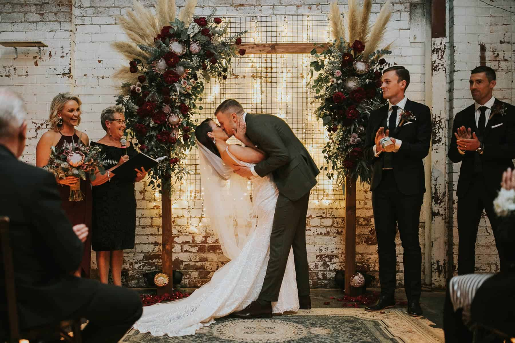 Melbourne wedding at The Line