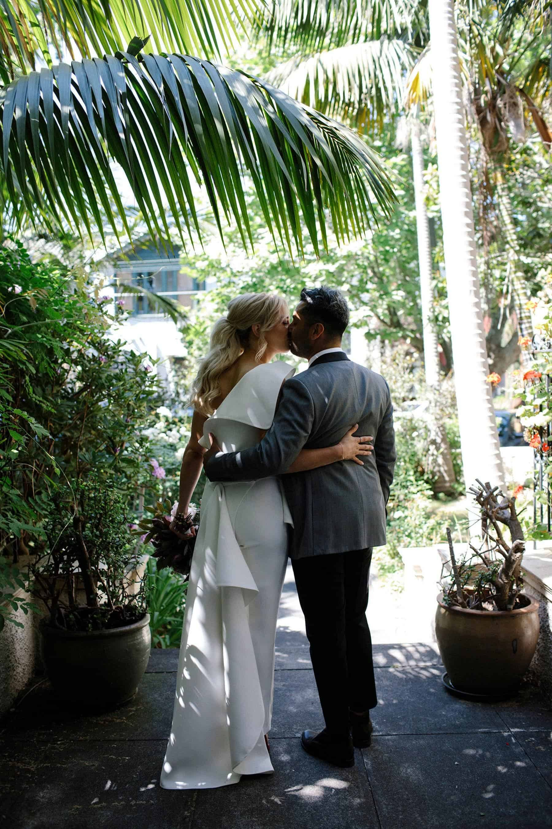 modern Melbourne wedding with photography by It's Beautiful Here