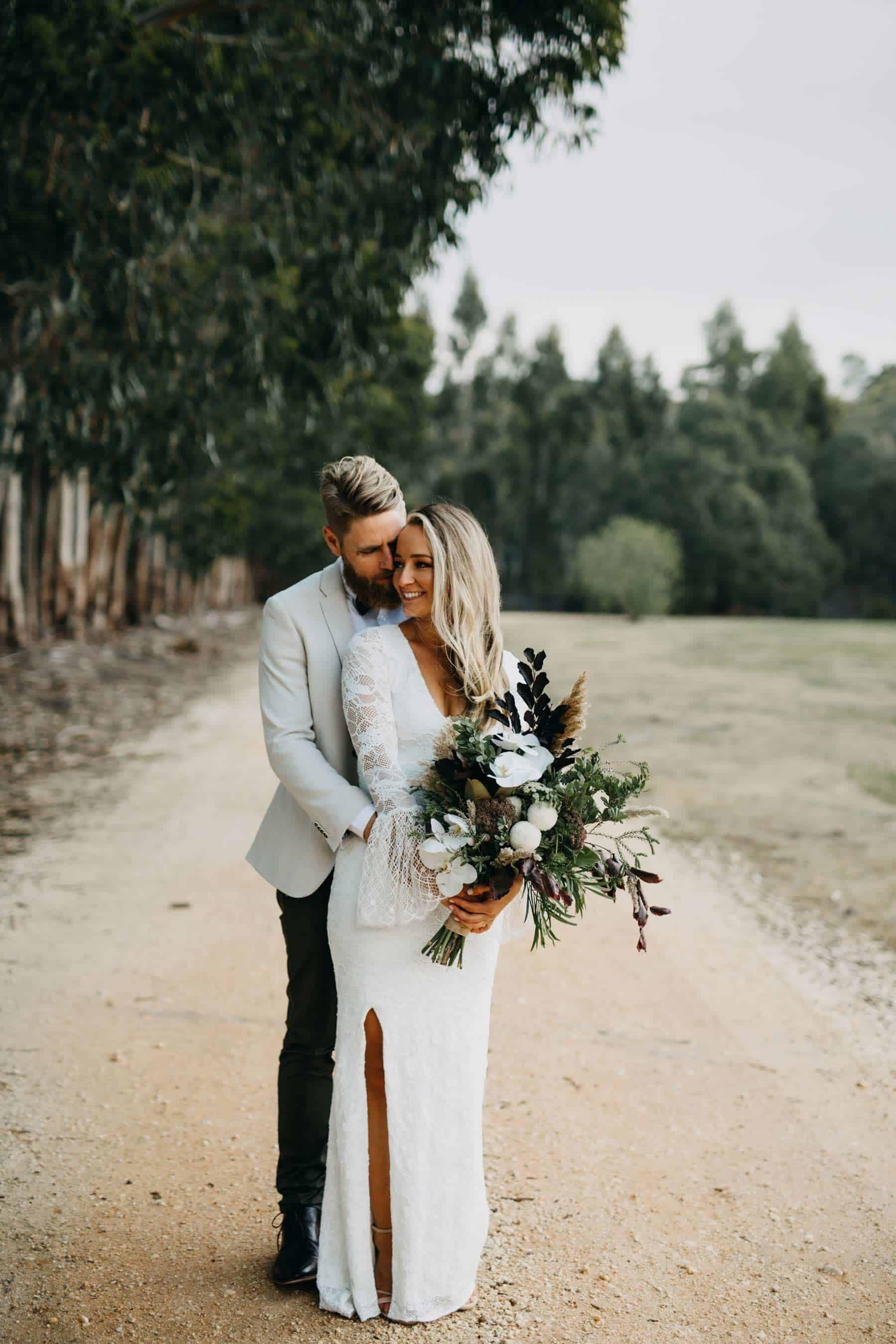boho Melbourne wedding by Kyra Boyer Photography