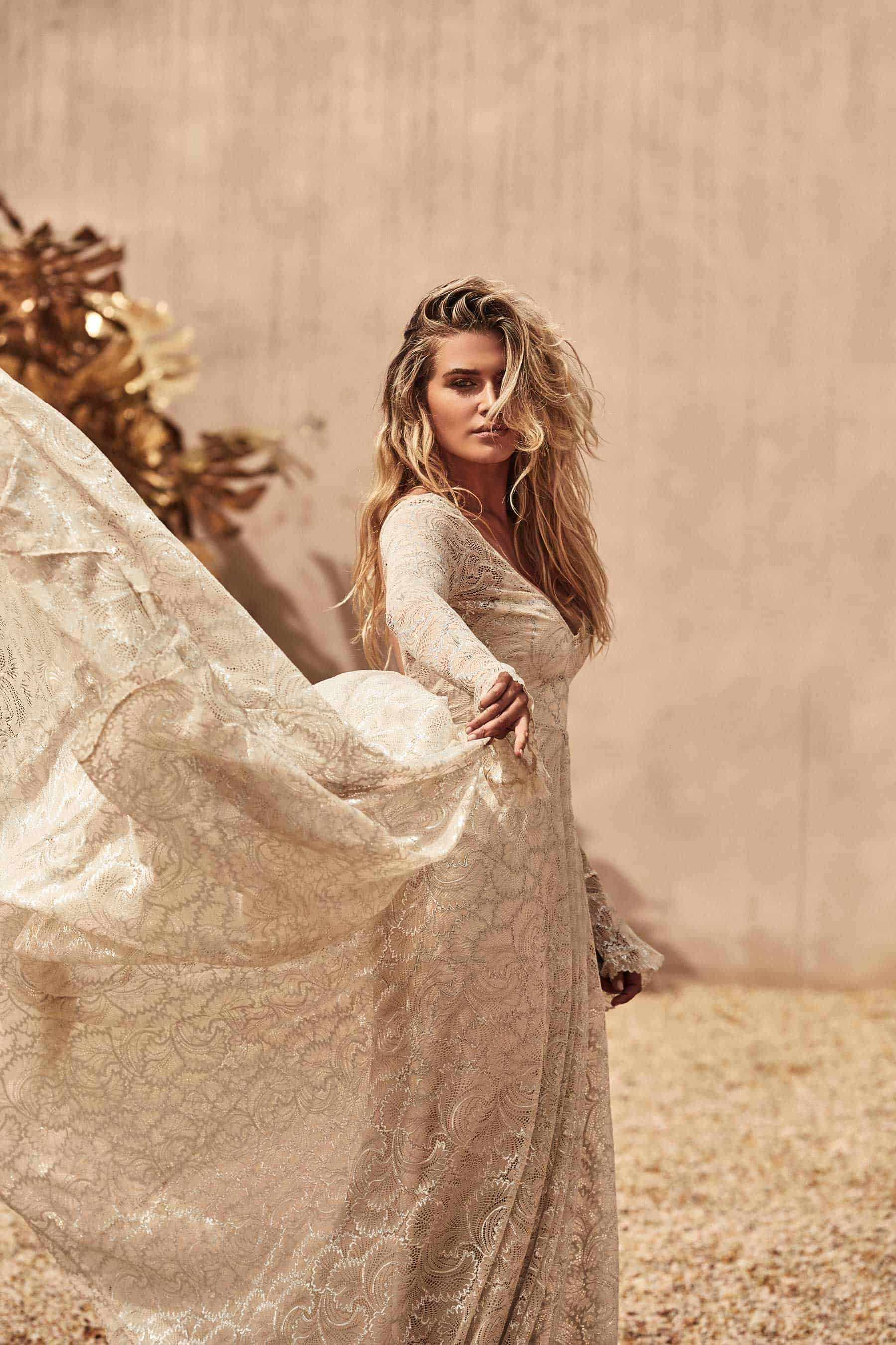 La Bamba - the 2019 bridal collection by Grave Loves Lace