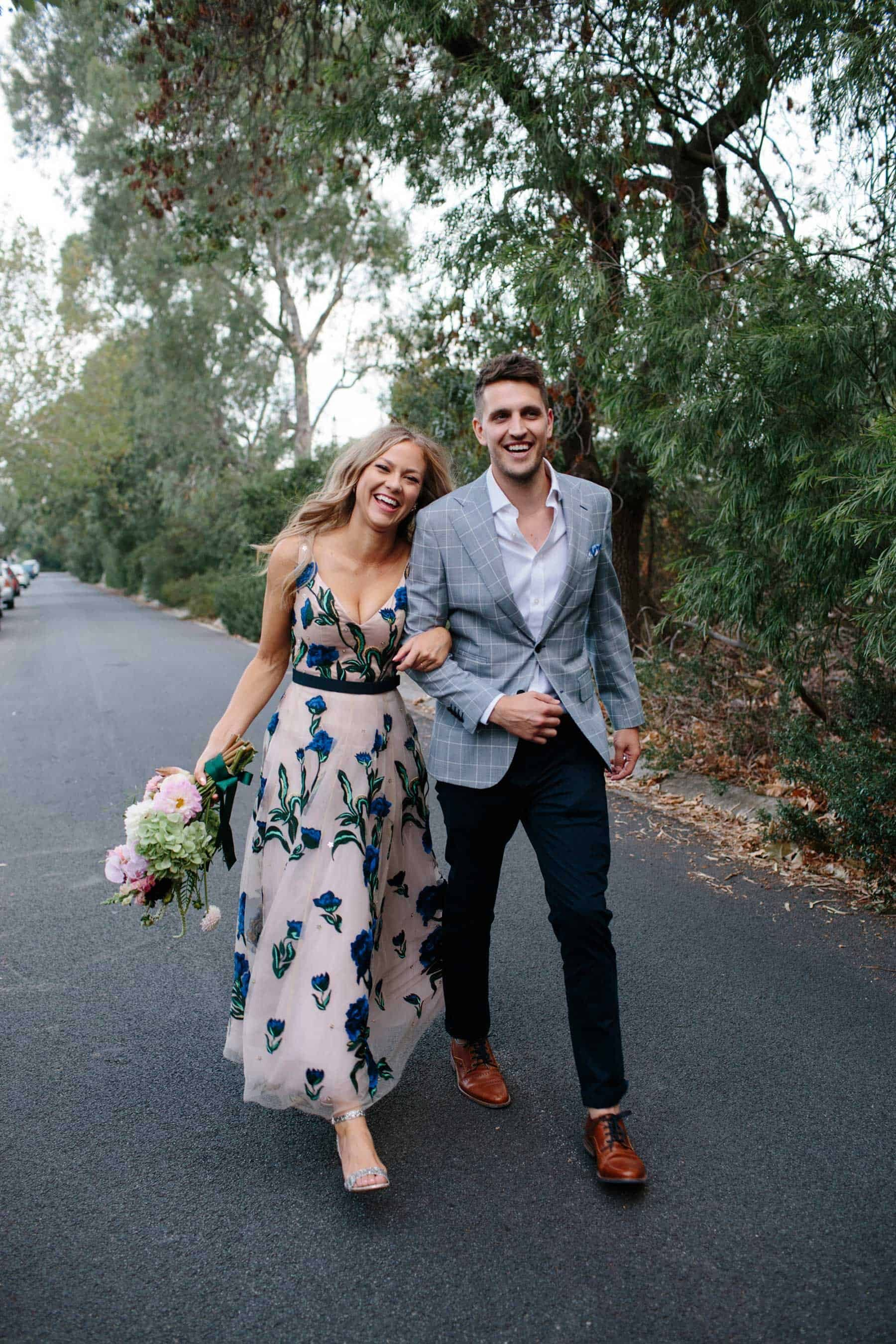 Modern Melbourne wedding - photography by It's Beautiful Here